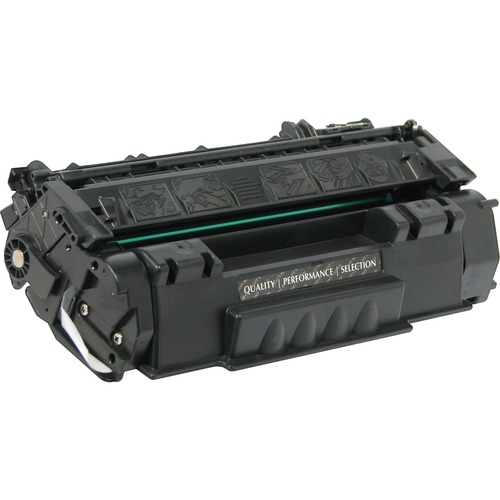 V7 Remanufactured Toner Cartridge for HP Q5949A (HP 49A) - 2500 page yield - Laser - 2500 Pages