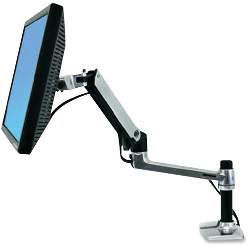 """Ergotron Mounting Arm for Flat Panel Display - 1 Display(s) Supported - 81.3 cm (32"""") Screen Support - 11.30 kg Load Capac"""