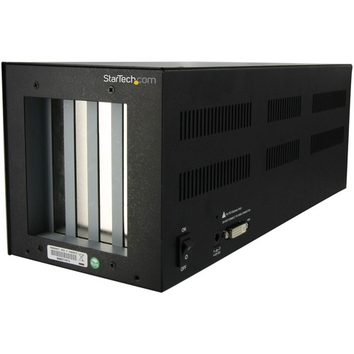 StarTech.com Sistema de Caja de Expansión PCI Express a 2 PCI y 2 PCI-E - Longitud Completa