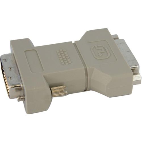 StarTech.com Adaptador de Cable de Video DVI-I a DVI-D Dual Link H/M - 1 x DVI-D (Dual) Macho Vídeo digital - 1 x DVI-I (D