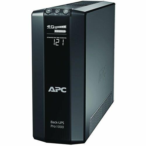 SAI de línea interactiva APC by Schneider Electric Back-UPS Pro - 900 VA/540 W - Torre - 8 Hora(s) Tiempo de Recarga de Ba
