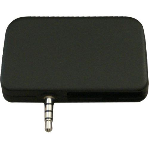 ID TECH UniMag Pro Magnetic Stripe Reader - Triple Track - Track 1, Track 2, Track 3 - 1524 mm/s - Encryption