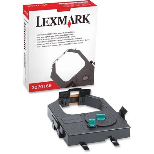 Nastro Lexmark - Nero - Matrice di aghi - Standard Rendimento - 4 Milioni di caratteri - 1 Unità