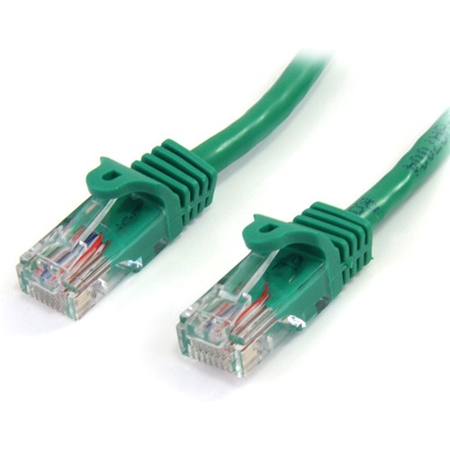 StarTech.com 1 m Category 5e Network Cable for Network Device - 1 - First End: 1 x RJ-45 Male Network - Second End: 1 x RJ
