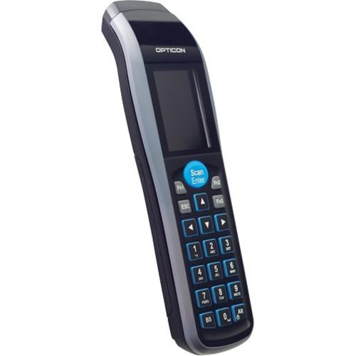 "Opticon OPH-3001 Handheld Terminal - Laser Light Source - 5.1 cm (2"") - LCD - QVGA - 320 x 240 - 4 MB RAM / 128 MB Flash -"