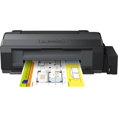 Epson ET-14000 Desktop Inkjet Printer - Colour - 30 ppm Mono / 17 ppm Color - 5760 x 1440 dpi Print - Manual Duplex Print