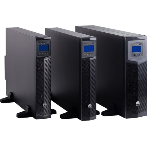 Huawei Dual Conversion Online UPS - 3 kVA/2.40 kW - Tower - 200 V AC, 208 V AC, 220 V AC, 230 V AC, 240 V AC Input - 200 V