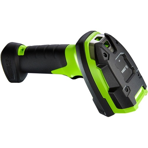 Zebra DS3608-SR Rugged Industrial, Manufacturing, Warehouse Handheld Barcode Scanner - Cable Connectivity - Industrial Gre