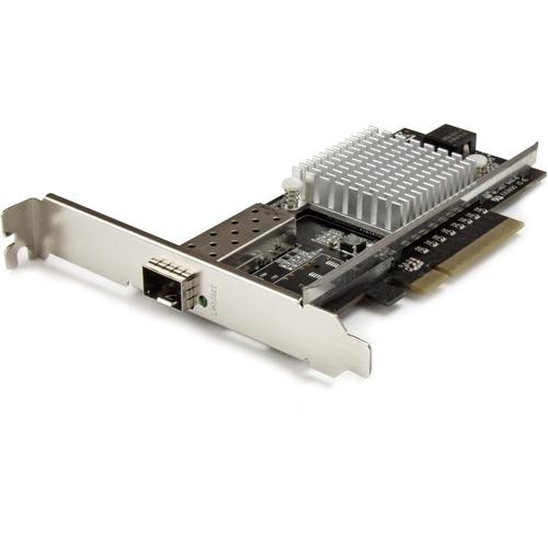 StarTech.com 10G Network Card ? MM/SM ? 1x Single 10G SPF+ slot ? Intel 82599 Chip ? Gigabit Ethernet Card ? Intel NIC Car