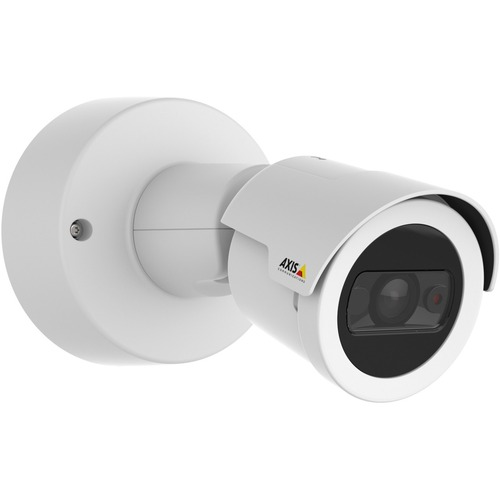AXIS M2025-LE 2 Megapixel Network Camera - Bullet - 15 m Night Vision - MJPEG, H.264, MPEG-4 AVC - 1920 x 1080 - CMOS - Ga