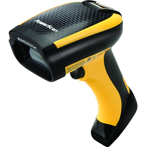 Datalogic PowerScan PD9330 Handheld Barcode Scanner Kit - Cable Connectivity - 35 scan/s - 1D - Laser - USB