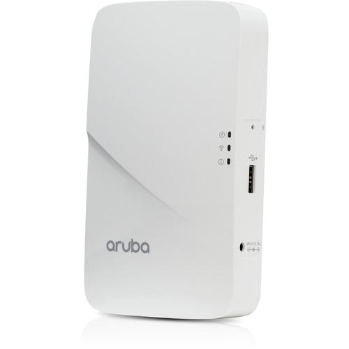 Punto de acceso inalámbrico Aruba AP-303H - IEEE 802.11ac - 1,24 Gbit/s - 5 GHz, 2,40 GHz - Tecnología MIMO - 6 x Red (RJ-