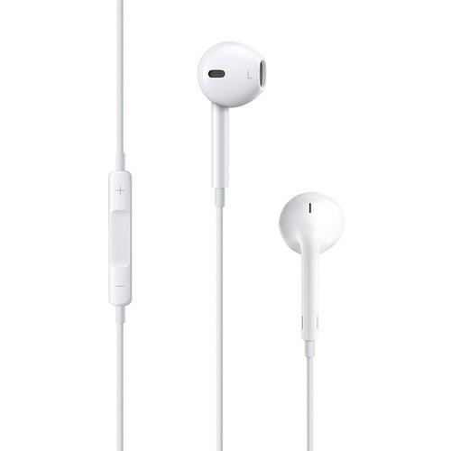 Auricular Apple EarPods Cableado Auricular Estéreo - Binaural - Oído Externo - Mini-phone (3.5mm)