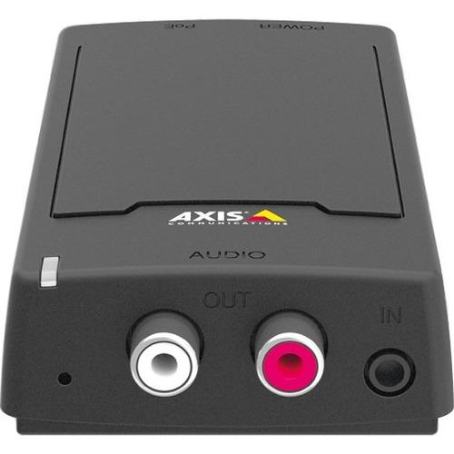 AXIS C8033 Network Audio Bridge - 12.9 cm Width x 5.7 cm Depth x 2.4 cm Height