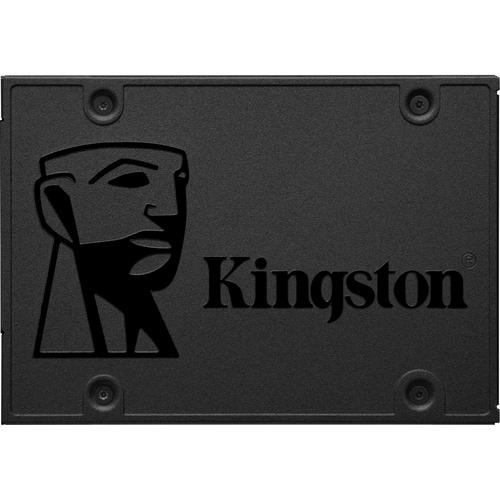 """Unidad de estado sólido Kingston A400 - 2.5"""" Interno - 240GB - SATA (SATA/600) - 500MB/s Tasa de transferencia de lectura"""