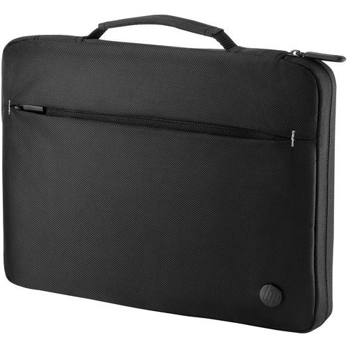 """HP Business Carrying Case (Sleeve) for 33.8 cm (13.3"""") Notebook - Black - Bump Resistant Interior, Scratch Resistant Inter"""
