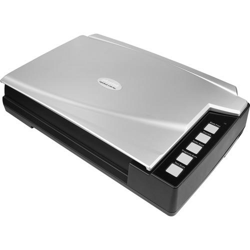 Plustek OpticBook A300 Plus Flatbed Scanner - 600 dpi Optical - 48-bit Color - 16-bit Grayscale - USB