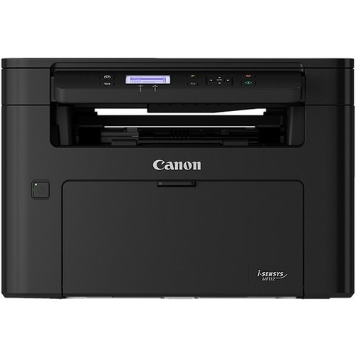 Canon i-SENSYS MF110 MF112 Laser Multifunction Printer - Monochrome - Copier/Printer/Scanner - 24 ppm Mono Print - 600 x 6