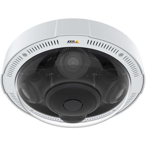 AXIS P3717-PLE 8 Megapixel HD Network Camera - Colour - Dome - 15 m - H.264, MPEG-4, MJPEG - 1920 x 1080 - 3 mm- 6 mm Vari