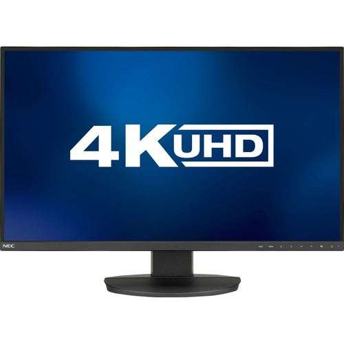 "NEC Display MultiSync EA271U 68.6 cm (27"") 4K UHD WLED LCD Monitor - 16:9 - Black - 685.80 mm Class - 3840 x 2160 - 1.06 B"