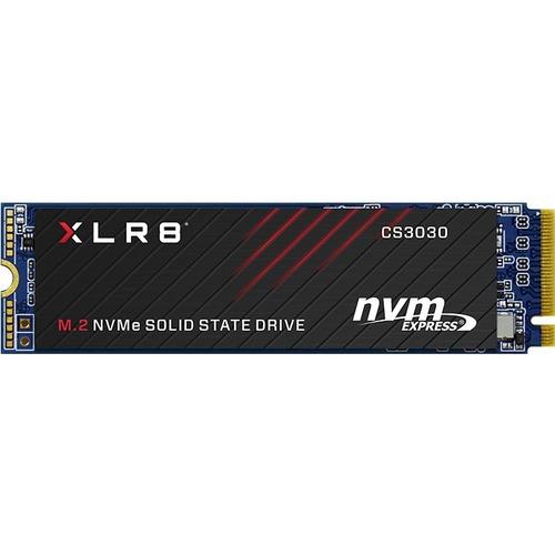 PNY CS3030 500 GB Solid State Drive - M.2 2280 Internal - PCI Express - 3000 MB/s Maximum Read Transfer Rate
