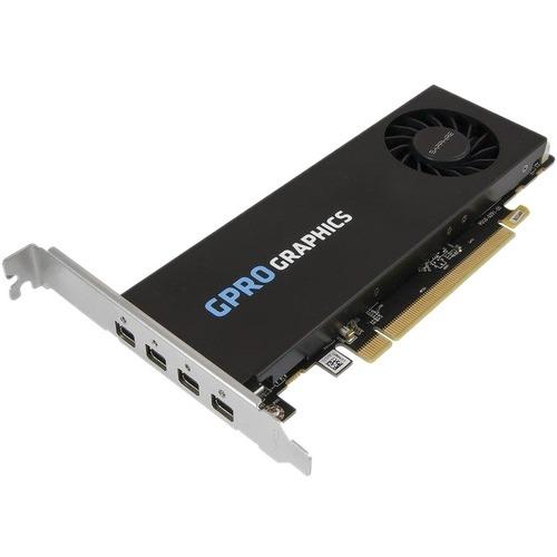 Sapphire AMD Graphic Card - 4 GB GDDR5 - Low-profile - 128 bit Bus Width - Mini DisplayPort