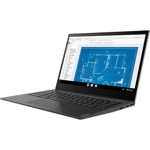 "Chromebook - Lenovo 14e Chromebook 81MH0005IX 35,6 cm (14"") - 1920 x 1080 - AMD A-Series A4-9120 Dual core (2 Core ) 1,60"
