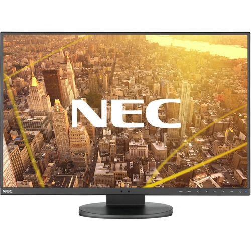 "NEC Display MultiSync EA231WU 58.4 cm (23"") WUXGA WLED LCD Monitor - 16:10 - Black - 584.20 mm Class - 1920 x 1200 - 250 c"