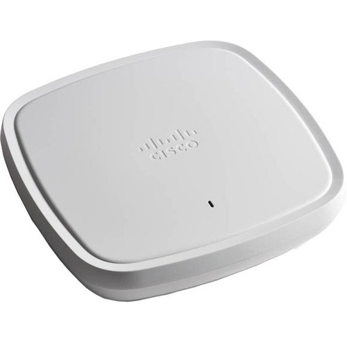 Cisco Catalyst 9120AXI 802.11ax 5.38 Gbit/s Wireless Access Point - 2.40 GHz, 5 GHz - MIMO Technology - 1 x Network (RJ-45