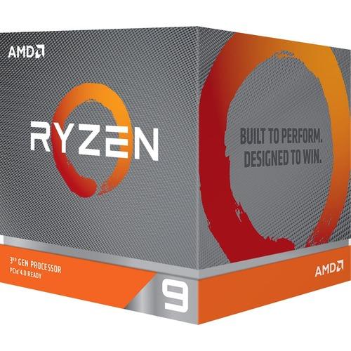AMD Ryzen 9 3900X Dodeca-core (12 Core) 3.80 GHz Processor - Retail Pack - 64 MB L3 Cache - 6 MB L2 Cache - 64-bit Process