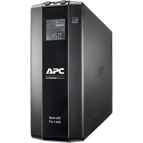 SAI de línea interactiva Schneider Electric Back-UPS Pro BR1600MI - 1,60 kVA/960 W - Torre - AVR - 16 Hora(s) Tiempo de Re