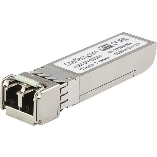 StarTech.com Dell EMC SFP-10G-ZR Compatible SFP+ Module - 10GBASE-ZR - 10GE SFP+ 10GbE Single Mode Fiber SMF Optic Transce