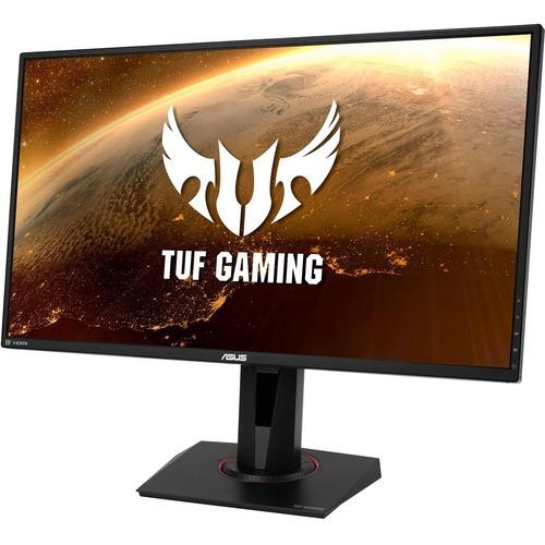"Monitor LCD da gaming TUF Gaming VG27AQ 68,6 cm (27"") WQHD WLED - 16:9 - Nero - 685,80 mm Class - Tecnologia In-plane Swit"