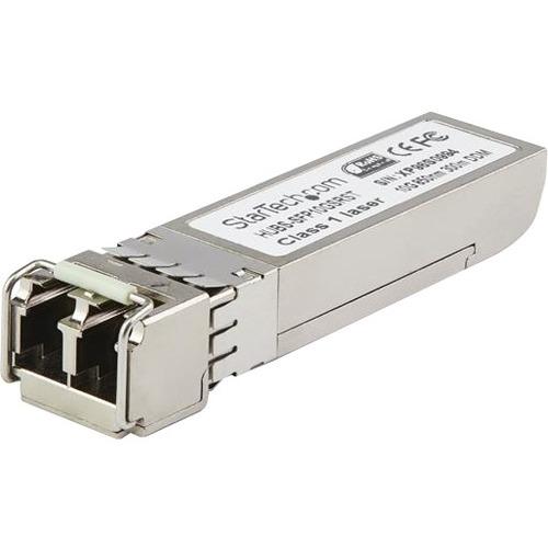StarTech.com SFP10GZREMST SFP+ - 1 x LC Duplex 10GBase-ZR Network - For Data Networking, Optical Network - Optical Fiber -