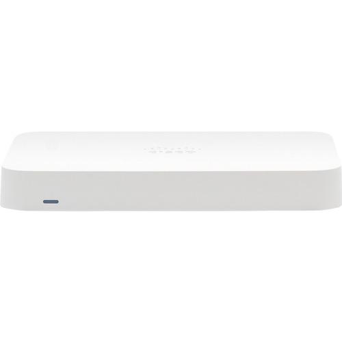 Sicurezza della rete/Dispositivo Firewall Meraki GX20 - 5 Porta - 10/100/1000Base-T - Gigabit Ethernet - 4 x RJ-45 - Parat