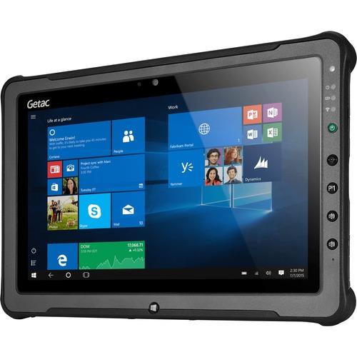 """Getac F110 F110 G5 Rugged Tablet - 29.5 cm (11.6"""") - Intel Core i5 8th Gen i5-8265U 1.60 GHz - 8 GB RAM - 256 GB SSD - Win"""