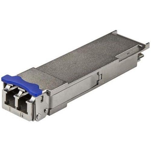StarTech.com QSFP40GLR4ES QSFP+ - 1 x MPO Duplex 40GBase-LR4 Network - For Optical Network, Data Networking - Optical Fibe