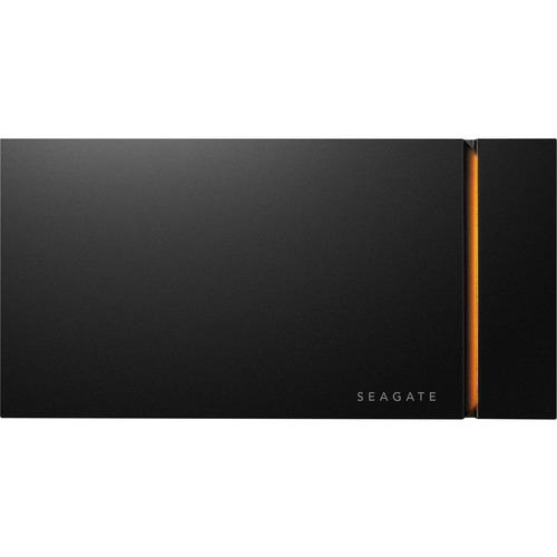 Seagate FireCuda STJP500400 500 GB Portable Solid State Drive - External - USB 3.2 (Gen 2) Type C