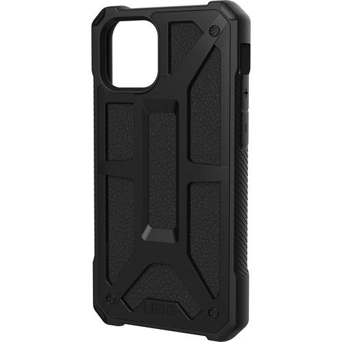 Urban Armor Gear Monarch Case for Apple iPhone 11 Pro Smartphone - Black - Drop Resistant, Shock Resistant, Impact Resista