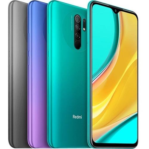 "Redmi 9 32 GB Smartphone - 16.6 cm (6.5"") LCD Full HD Plus 2340 x 1080 - 3 GB RAM - Android 10 - 4G - Carbon Grey - Bar -"