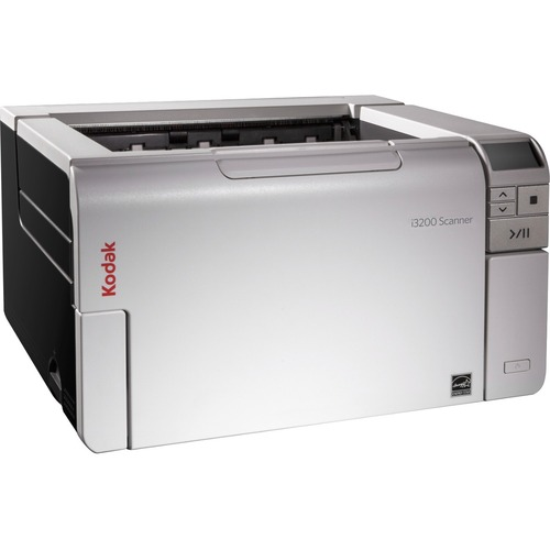 Kodak Alaris i3200 Sheetfed Scanner - 600 dpi Optical - 48-bit Color - 8-bit Grayscale - 50 ppm (Mono) - 50 ppm (Color) -