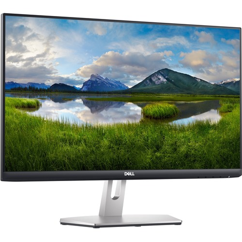 """Dell S2421H 60.5 cm (23.8"""") Full HD Edge LED LCD Monitor - 16:9 - Silver, Grey - 609.60 mm Class - In-plane Switching (IPS"""