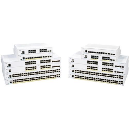 CBS350 Managed 16-port GE, 2x1G SFP