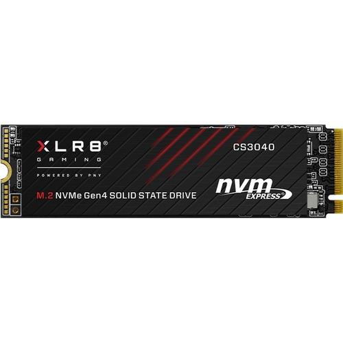 PNY XLR8 4 TB Solid State Drive - M.2 2280 Internal - PCI Express NVMe (PCI Express NVMe 4.0 x4) - 256-bit Encryption Stan