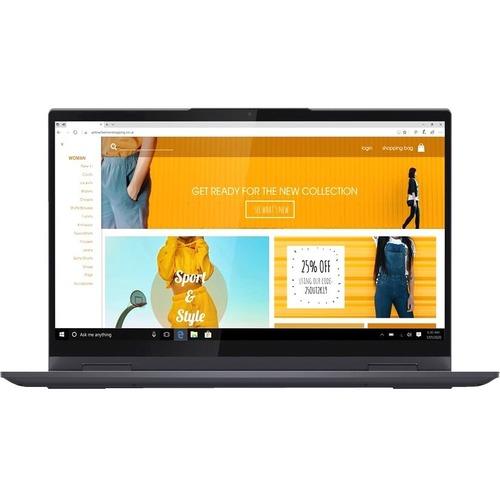 "Lenovo Yoga 7 14ITL5 82BH008THV 35.6 cm (14"") Touchscreen 2 in 1 Notebook - Full HD - 1920 x 1080 - Intel Core i5 (11th Ge"