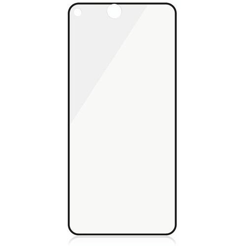 PanzerGlass Original Glass Screen Protector - Black, Crystal Clear - 10 Pack - For LCD Smartphone - Fingerprint Resistant